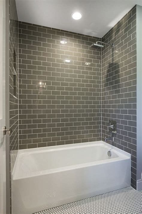 25 best ideas about subway tile bathrooms on white subway tile shower white subway