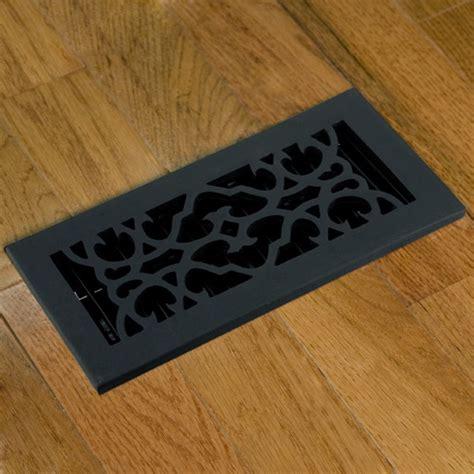 cast iron floor vent cover signature hardware black