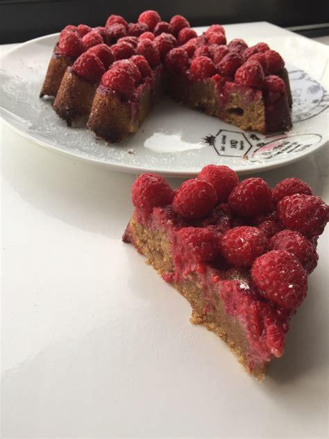 tarte sans p 226 te amandes framboises et sa cuisine