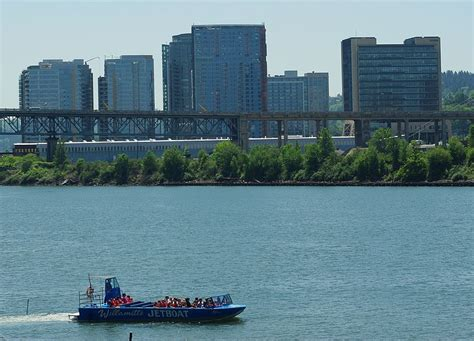 Boat Rides Portland Oregon by Willamette Jetboat Excursions Portland Or