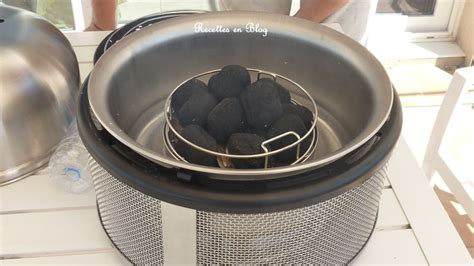 barbecue charbon sans fumee