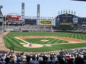 Guaranteed Rate Field, Chicago White Sox ballpark ...