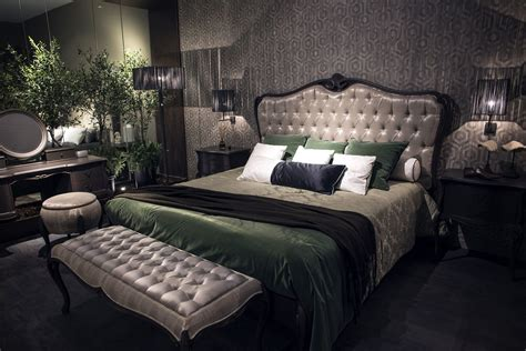 Gold, Glitter And Endless Luxury 15 Opulent Bedrooms From