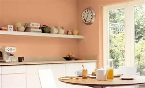 Küche Farbe Wand : farbe in der wohnung 25 ideen mit warmen wandfarben ~ Markanthonyermac.com Haus und Dekorationen