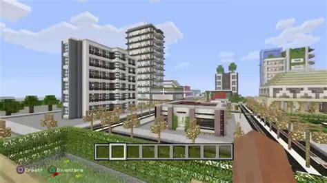 minecraft comment construire une ville moderne 233 pisode 1