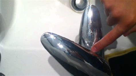 enlever le calcaire des robinets nettoyage salles d eau