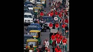 Akhilesh Yadav flags off Samajwadi party cycle rally in ...