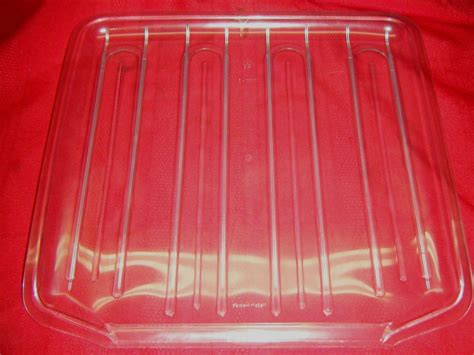 new clear rubbermaid dish sink drainer tray mat 1180 kitchen drain dishes ebay