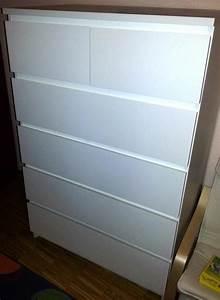 Ikea Möbel Weiß : ikea kommode malm wei in glonn ikea m bel kaufen und verkaufen ber private kleinanzeigen ~ Markanthonyermac.com Haus und Dekorationen