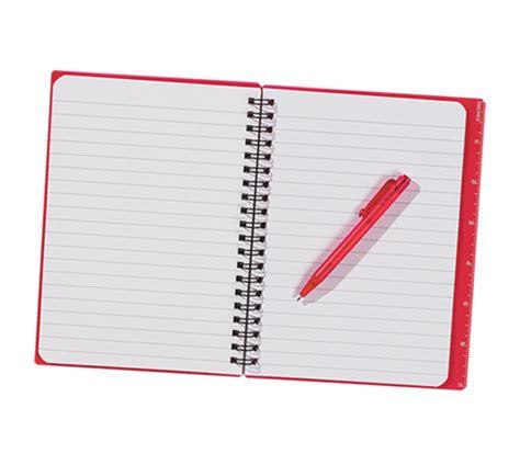 """Spiral Notebook & Pen  5"""" X 7"""", Custom Printed Spiral Notebook & Pen  5"""" X 7"""" As Low As $198"""