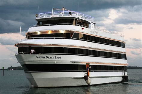 Party Boat For Sale Miami by South Beach Lady Party Yacht For Special Events In Miami
