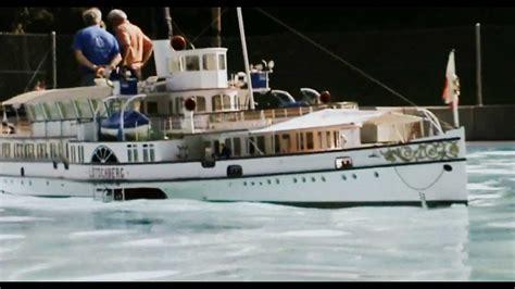 Model Steam Boat Youtube by L 214 Tschberg Dfschiff Modell Steamboat Youtube