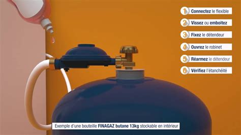 finagaz raccorder sa bouteille de gaz propane ou butane