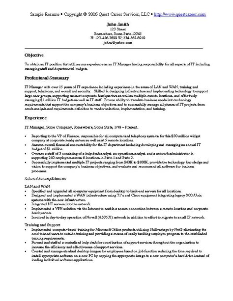 Sample Resume Example 3  It Resume, Software Development. Resume Sample For No Experience. Architecture Resume Format. Technical Support Skills Resume. Movin On Up Resumes. Resume Printing Paper. Resume Format Career Objective. Description For Resume. Resume Format For Electrical Engineers