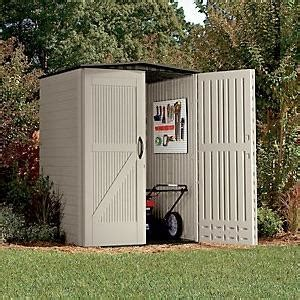 Roughneck Vertical Storage Shed by View Larger