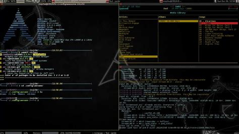 outdated customize widgets in awesome window manager pt 1 arch linux