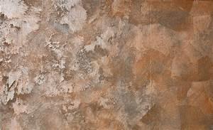 Effekt Farbe Streichen : rostfarbe lackieren streichen ~ Markanthonyermac.com Haus und Dekorationen