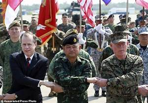 Myanmar's presence downplayed at Thai-US military exercise ...