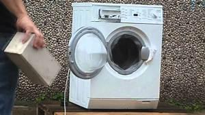 Wie Reinigt Man Eine Waschmaschine : clip tip trick wie zerfetzt man eine waschmaschine youtube ~ Markanthonyermac.com Haus und Dekorationen