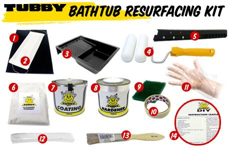 diy bath resurfacing surface protect glass cleaning