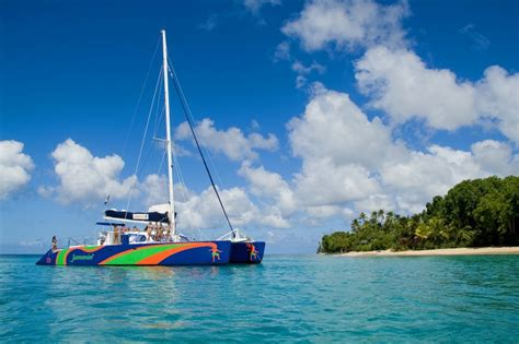 Imagine Catamaran Barbados by Jammin Catamaran Cruise Barbados Guide