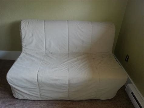 Lycksele Chair Bedsofa Bed by Ikea Lycksele Havet Sofa Bed Like New Beige West Shore