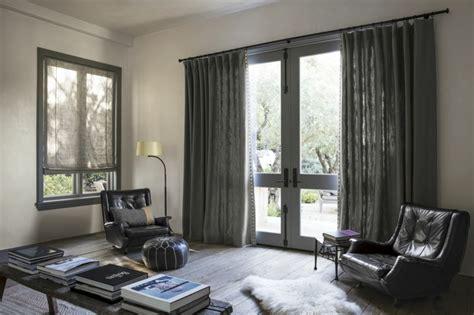 les nouveaux mod 232 les de rideaux design moderne salon marocain d 233 co