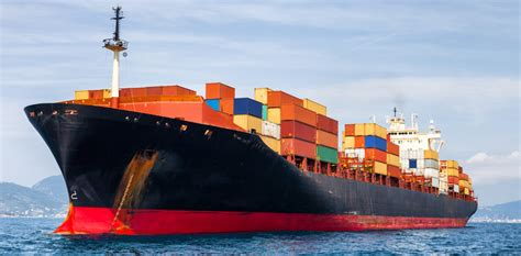 Ship Follow The Trade by To Service Global Trade Today S Ships And Cargo Are