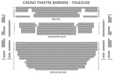 casino barriere toulouse du 27 au 28 janv 2018 spectacle et comedie musicale