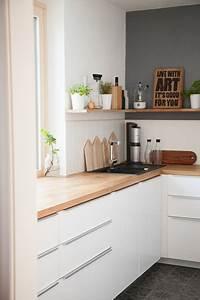 Küche Deko Ikea : vorher nachher die k che unserer tr ume wohnprojekt wohnblog f r interior diy und lifestyle ~ Markanthonyermac.com Haus und Dekorationen