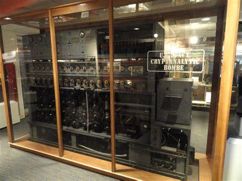 Fileus Navy Cryptanalytic Bombe  National Cryptologic Museum  Dsc07793jpg  Wikimedia Commons