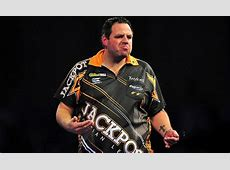 PDC World Darts Championship Adrian Lewis aiming to hook