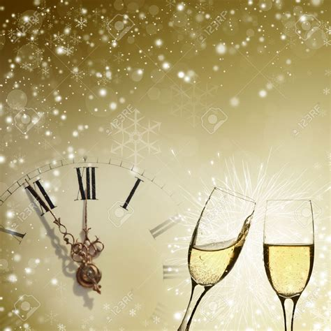 New Years Eve Champagne Backgrounds