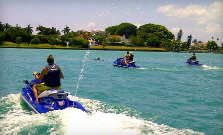 Party Boat Miami Groupon by Miami Jet Ski Rental Inc Miami Fl Groupon