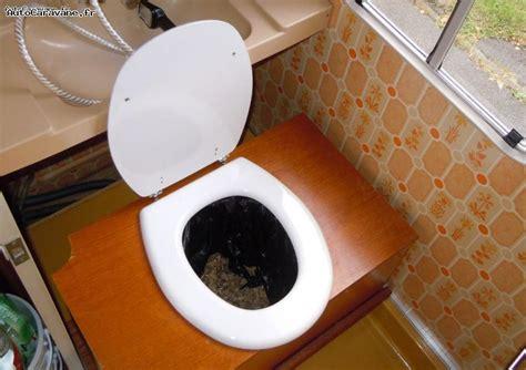 installer et utiliser des toilettes s 232 ches en cing car