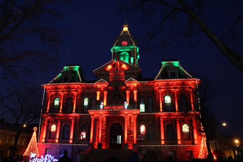 Ohio's Best Christmas Lights Displays  Ohio Girl Travels