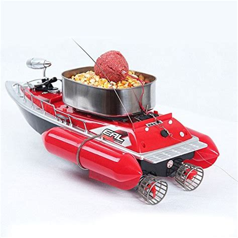 Remote Control Boat For Surf Fishing by Catch A Wish With Remote Control Fishing Boat