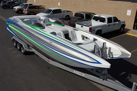 High Performance Ocean Boats by F29