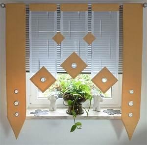 Ideen Fürs Küchenfenster : vorh nge modern k che home image ideen ~ Markanthonyermac.com Haus und Dekorationen