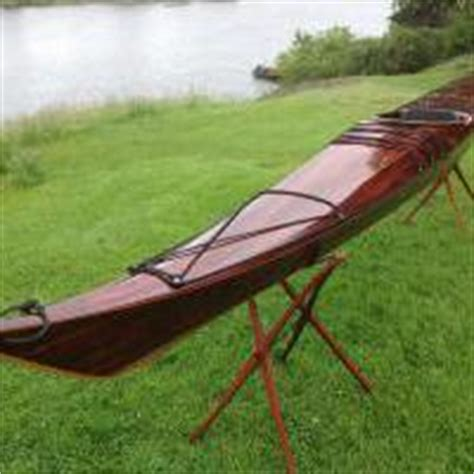 standard petrel wooden kayaks and small boats by nick schade and guillemot kayaks