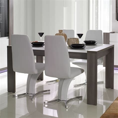 table salle manger contemporaine