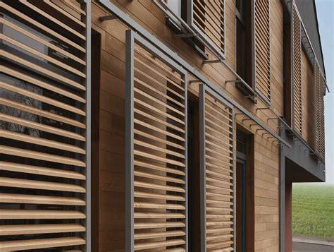 brise soleil de fa 231 ade en bois orientable ducoslide luxframe duco bts de au