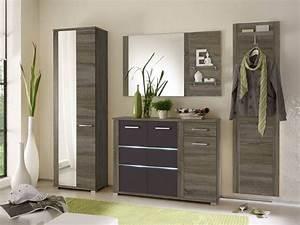 Garderoben Set Grau : garderoben set einrichtungsgegenst nde einebinsenweisheit ~ Markanthonyermac.com Haus und Dekorationen