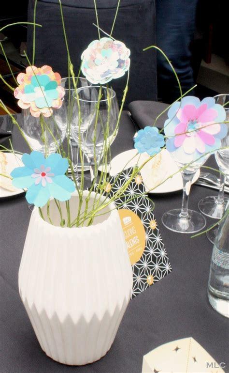 origami fleur en papier pour une d 233 coration de table