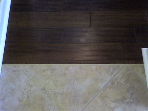 wood to tile transition bath renovation ideas