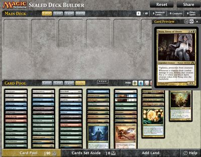 sealed deck builder 5 9 2013 daily mtg magic the gathering