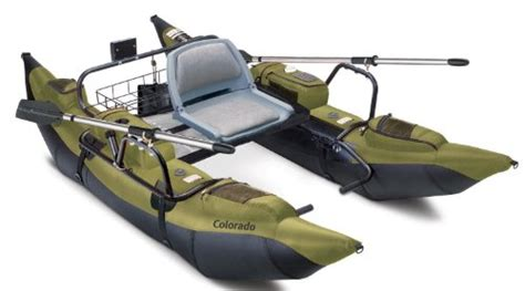 Inflatable Fishing Boat Accessories by Classic Accessories Inflatable Float Tube Pontoon Boat