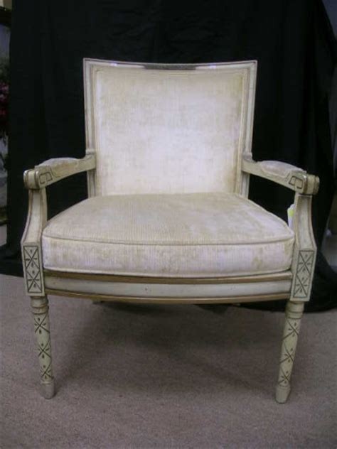 563 statesville chair co upholstered arm chair 1320447