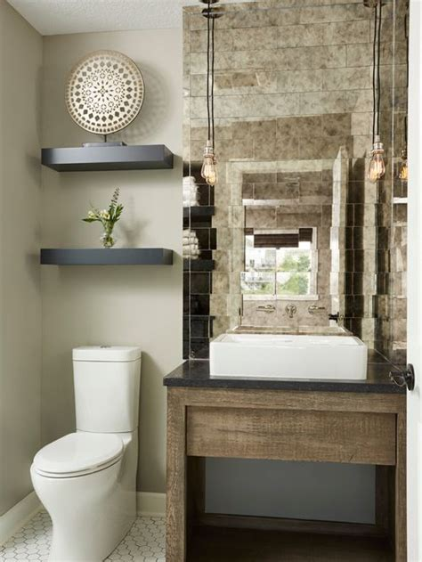 Best Powder Room With A Vessel Sink Design Ideas & Remodel. Barnwood Kitchen Cabinets. Newell Post. Royal Building Products. Downpipe Farrow And Ball. Chop Bloc. Cork Flooring Kitchen. Mint Area Rug. Interior Designers Charlotte Nc