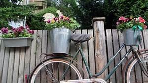 Nostalgie Küche Deko : diy blumen werkstatt nostalgie deko mit blumen garten deko selber machen aus alt mach neu ~ Markanthonyermac.com Haus und Dekorationen